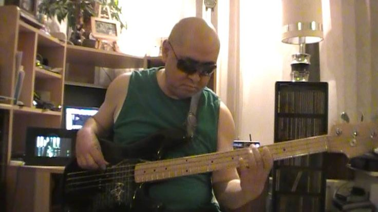 Rock & Roll Music The Beatles bass cover Bob Roha