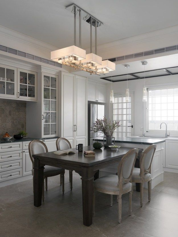 with a little flamboyant american style by hozo interior design 03 kitchen ideas diy