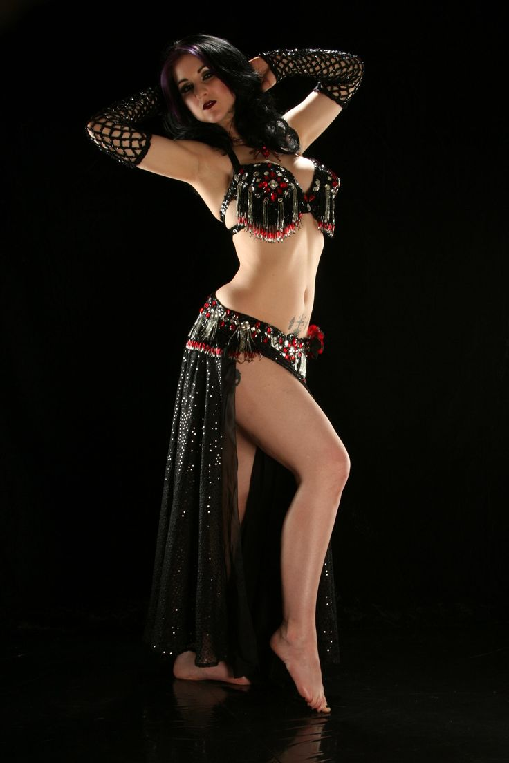 Yes... believe it or not, belly dancing is popular all around the world... any questions??