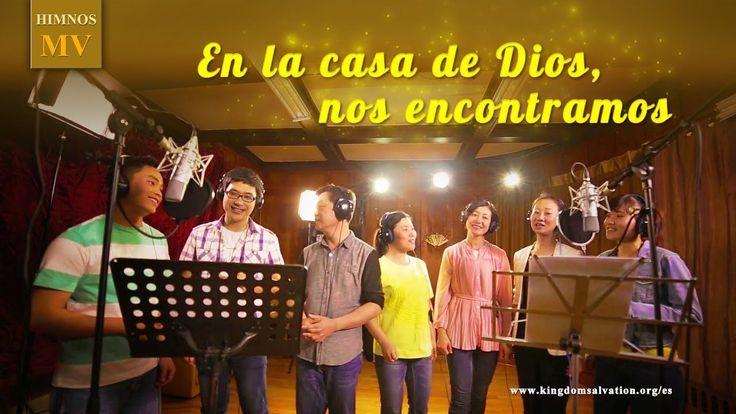 "El amor de Dios permite que nos encontremos | ""En la casa de Dios, nos e... #Dios #CanciónDeLaIglesia #Alabanza #Paz #Música"