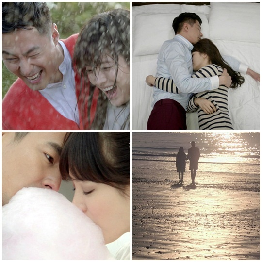 4 scenes of Oxygen Couple from TWTWB, my fav is still the cotton candy scene. So poignant & beautiful