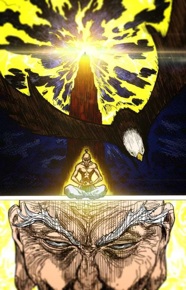 Isaac Netero Imgur In 2021 Hunter Anime Hunter X Hunter Manga