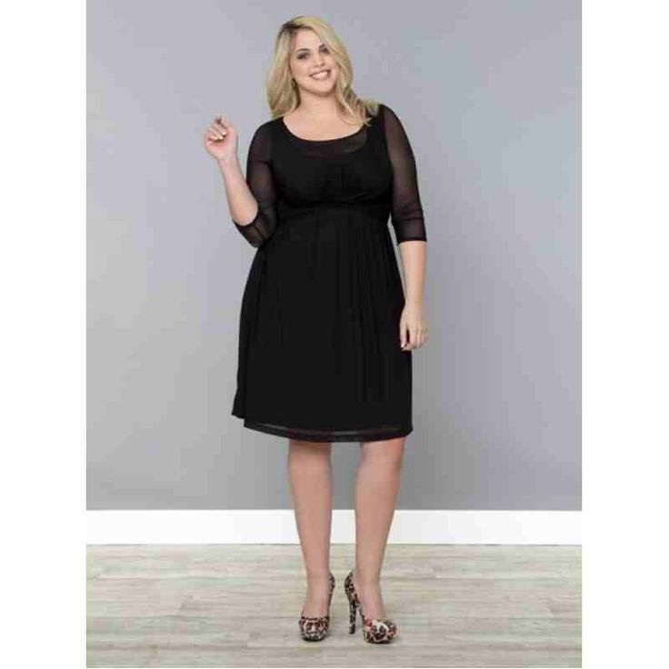 Morgan Mesh Dress (Black Noir) $56.40 http://www.curvyclothing.com.au/index.php?route=product/product&path=59_61&product_id=712
