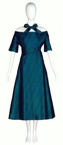 マダム・グレ カクテル・ドレス マダム・グレの世界展 究極のエレガンス 神戸ファッション美術館