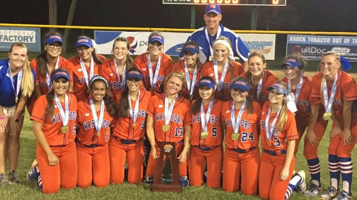 West Orange Softball Back-To-Back #Softball State Champions. From FloSoftball.com
