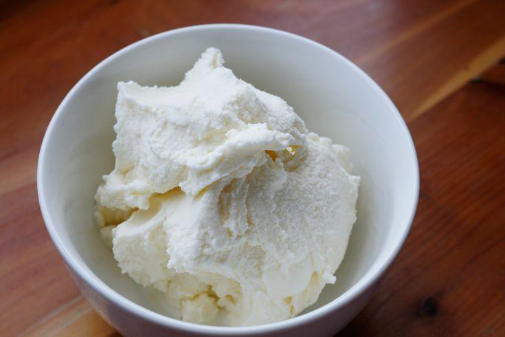Vanilla Frozen Yogurt