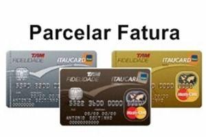 Como Parcelar Cartão TAM Itaucard 2.0