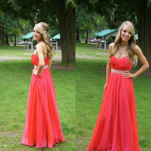 Grad dress ♥♥♥ love style,  maybe a different colour
