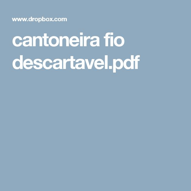 cantoneira fio descartavel.pdf