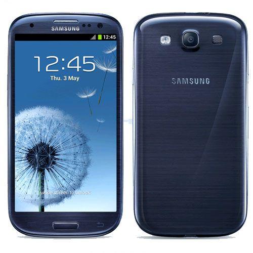 Pebble Blue Unlocked 16GB #Samsung Galaxy #GT-i9300 #S3