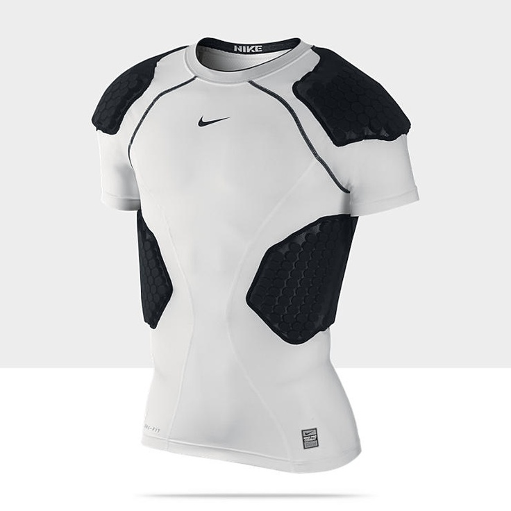Padded Compression Basketball Shirt
