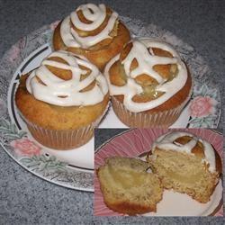 Banana Cupcakes Allrecipes.com: Anniversaries Cupcakes, Vanilla Cupcakes, Cakes Cupcakes, Banana Cupcakes, Cupcakes Recipes, Bananas Cupcakes, Favorite Recipes, Buttercream Frosting, Cupcakes Allrecipes Com I