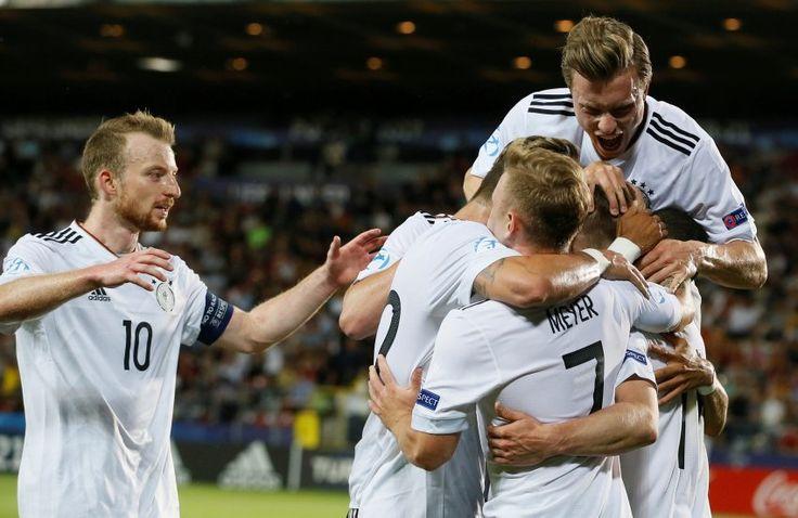 U21 EM 2017 Deutschland-Spanien - SPIEGEL ONLINE - Sport