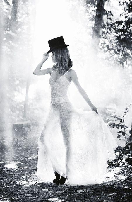 Vanessa Paradis Chic bohème par Ellen von Unwerth