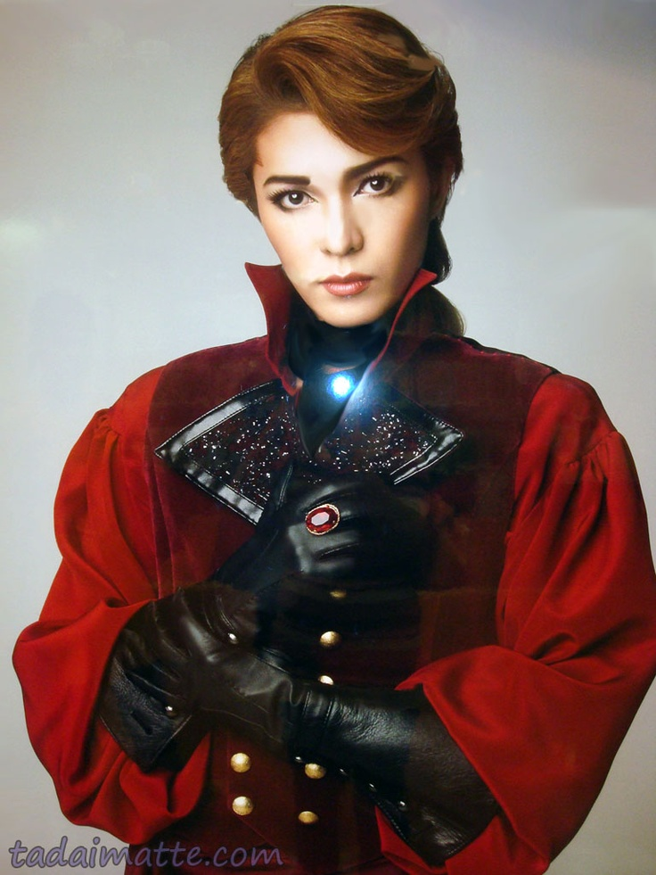 takarazuka women Cool otoko yaku roles played by women have garnered attention one of the reasons why the takarazuka revue fascinates fans is the world portrayed by its all-female casts.