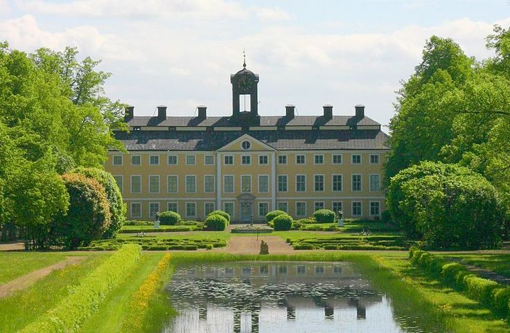 Sturefors Castle is situated outside Linköping, by lake Ärlången, the province of Östergötland, Sweden