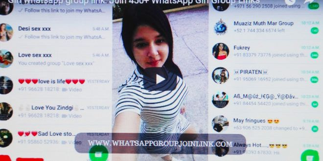 Girl whatsapp group link: Join 450+ WhatsApp Girl Group