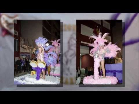 El Mazarronero carnaval 2014 Part 2 Mazarron - YouTube