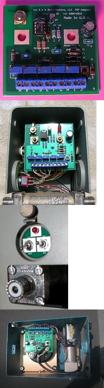 Other Ham Radio Equipment: Peak Adaptor Kit - Aftermarket - For The Bird 43 Wattmeter -> BUY IT NOW ONLY: $59.95 on eBay!