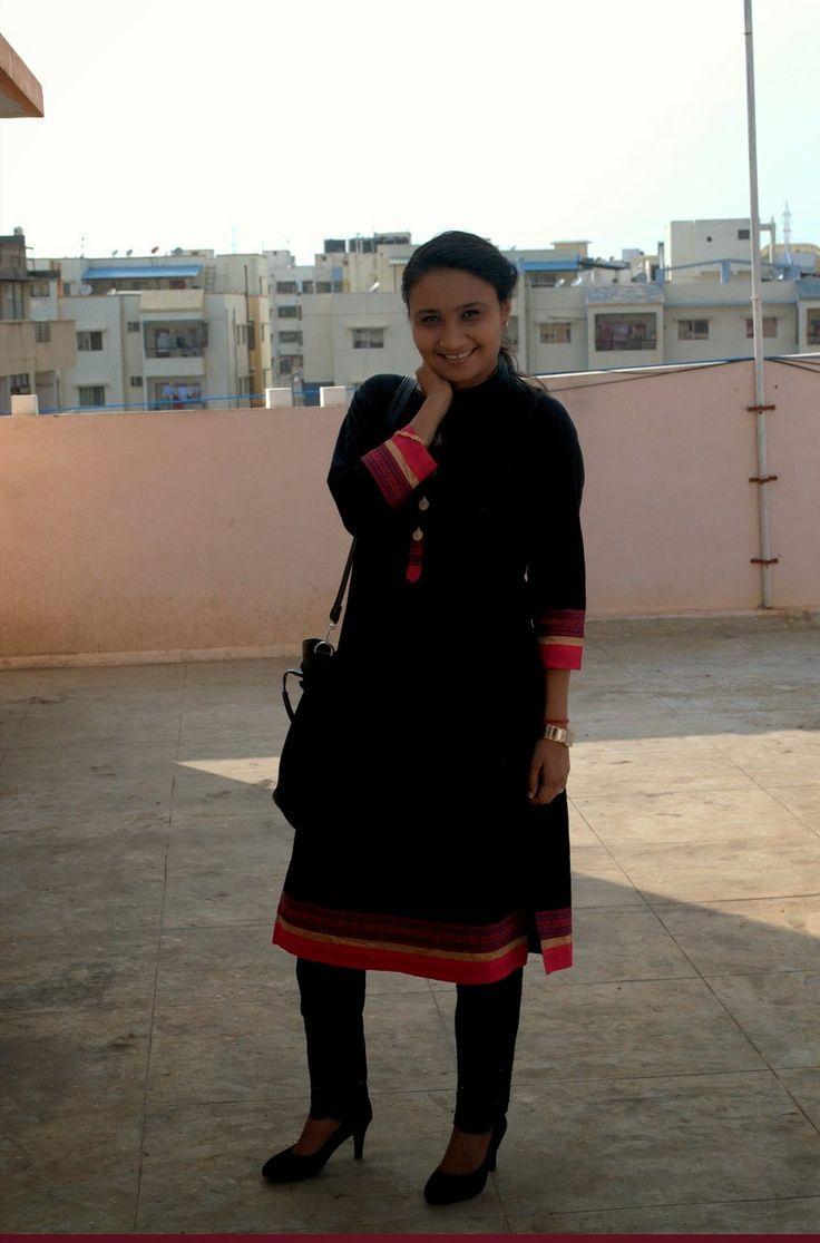 westside kurta to wear in office check more on http://lovestylecrazy.blogspot.in/