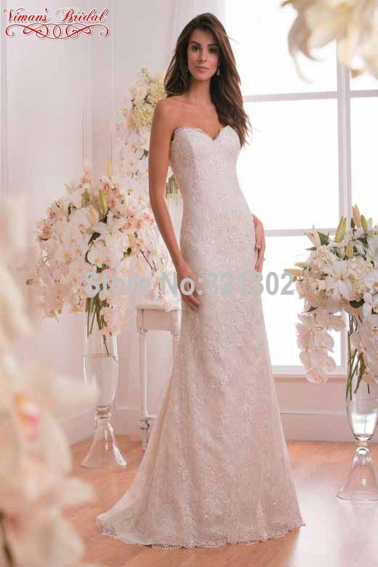 Свадьба платье роскошный сердечком без рукавов пуговица Vestidos Novia кисть поезд минимальный уровень пола русалка свадьба AG43