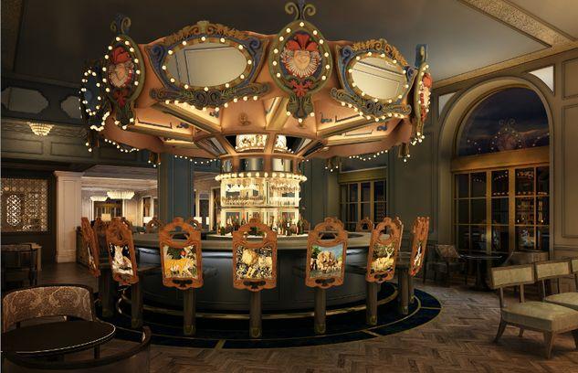 The Carousel Bar - Hotel Monteleone's - New Orleans