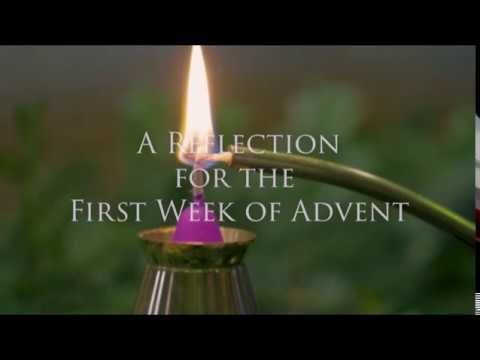 A CHA Reflection for the First Week of Advent (2017)