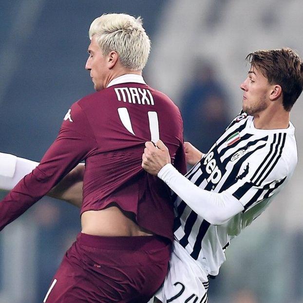 Maxi #Lopez contro Daniele #Rugani