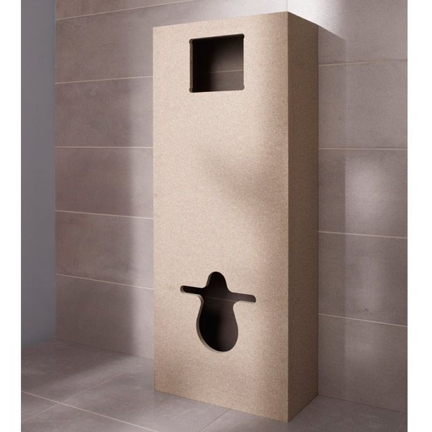 Les 25 meilleures id es de la cat gorie habillage wc suspendu sur pinterest bois danny meuble - Wc suspendu lapeyre ...