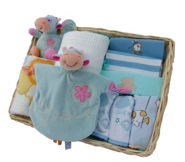 Baby Gift Baskets | Old King Cole New Baby Gift Baskets UK |Rock-a-Bye Baby Gifts