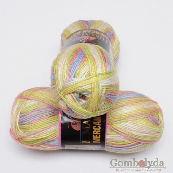 Mercan batik 59527 - Gombolyda.hu - Fonalbolt és Kézművesműhely