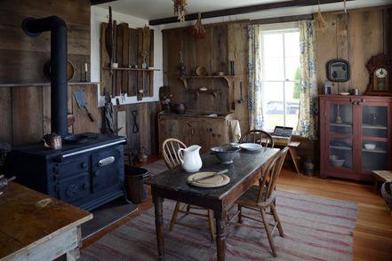 1860 39 S Kitchen Vintage Kitchen Designs Pinterest Vintage Kitchen Kitchens And Kitchen Design