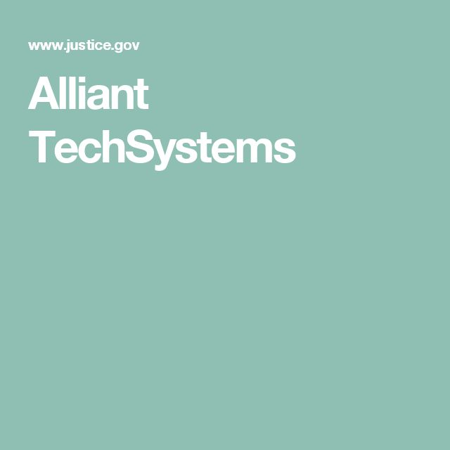 6/26/1995 WEAPONS OF WAR: Alliant TechSystems - Landmine Manufacturer will pay US $12M to settle allegations it submitted false claims to the government.