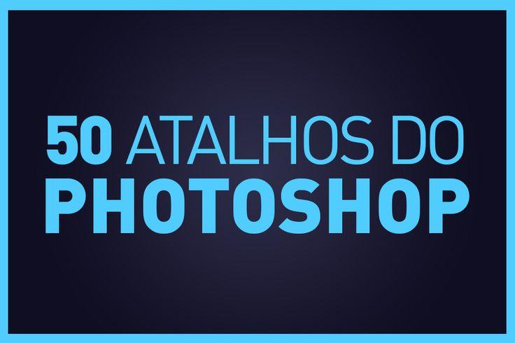 Hoje o Grupo PhotoPro apresenta 50 atalhos do Photoshop, dicas incríveis para agilizar o fluxo de trabalho de todos os…