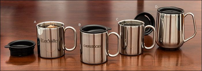 Stainless Insulated Mugs - Gardening