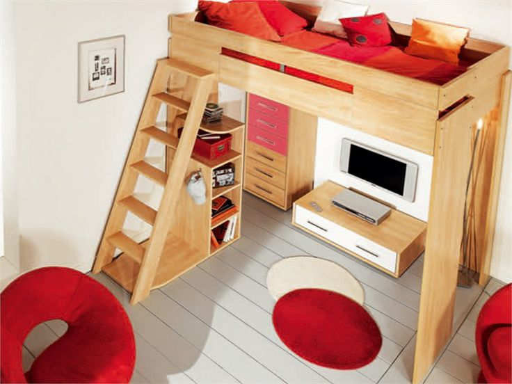17 Best Images About Kids Bunks And Bedrooms On Pinterest