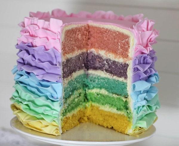 un arcobaleno di dolcezza