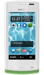 Akıllı telefonların en renklisi Nokia 500
