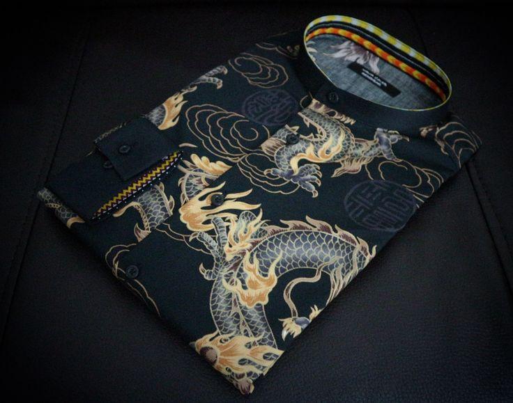 Dragon Kings Cotton Shirt