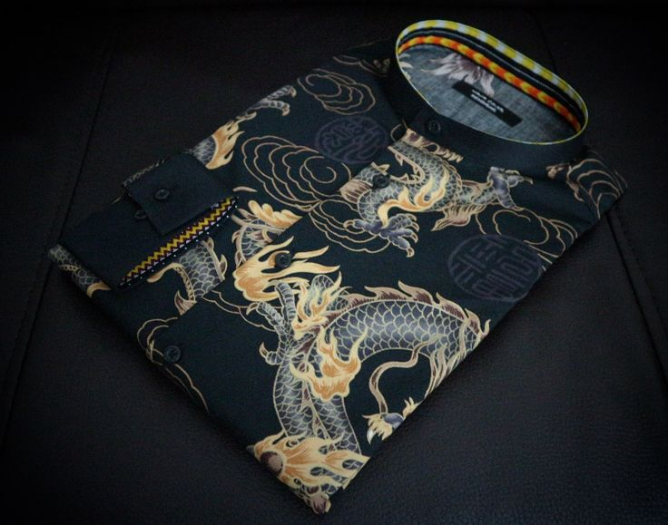 Dragon Kings Cotton Shirt