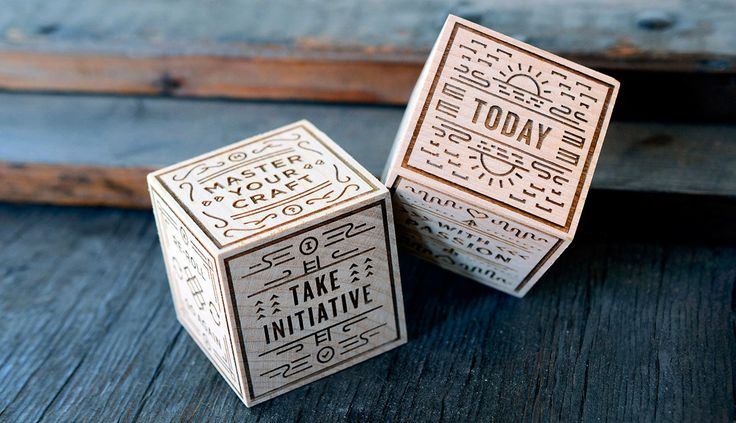 Beautiful Wood Engraving Projects by Big Secret | Inspiration Grid | Design Inspiration