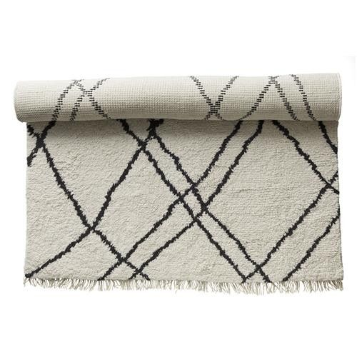 Day Home 1003990001  Wool Rug 140x200 cm via BOHEMIA . Click on the image to see more!