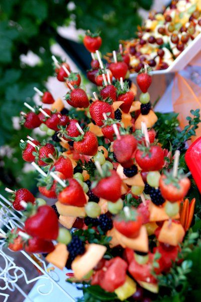 25 Best Ideas About Outdoor Wedding Foods On Pinterest