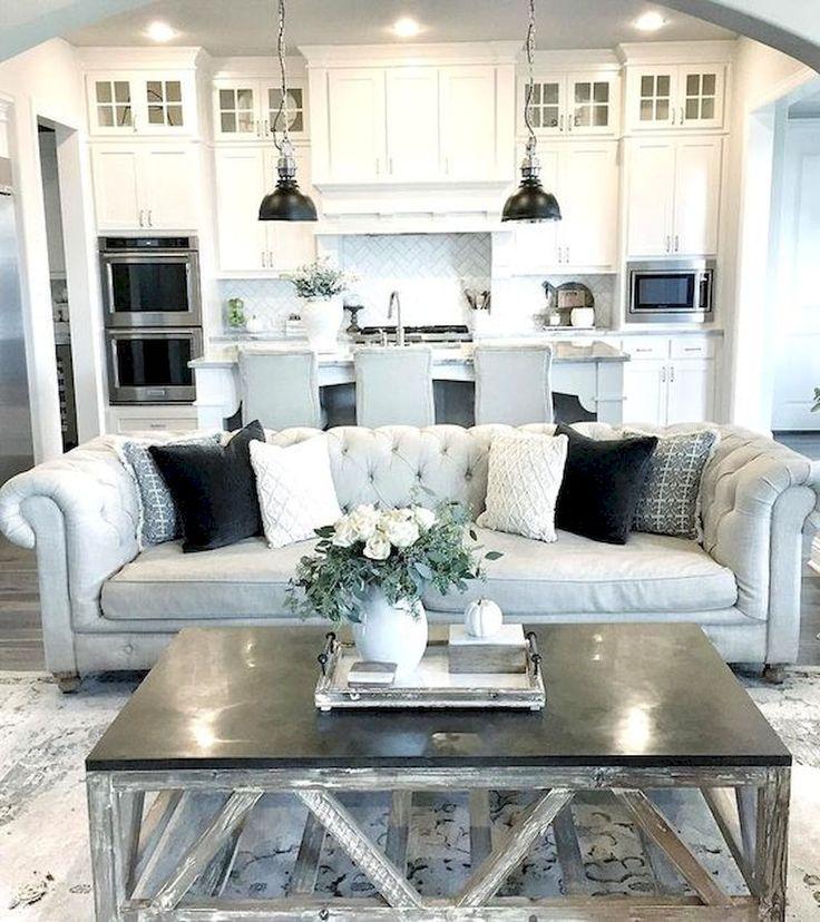 Awesome 100 Modern Farmhouse Living Room Decor Ideas https://besideroom.co/100-modern-farmhouse-living-room-decor-ideas/