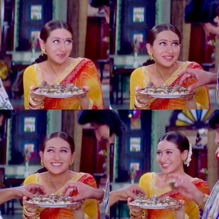 Karisma Kapoor in Hum Saath Saath Hain