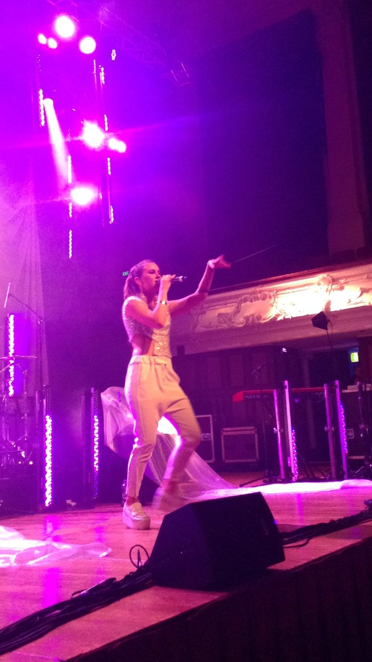 Broods x Evergreen Tour x Auckland Town Hall x 13/2/15