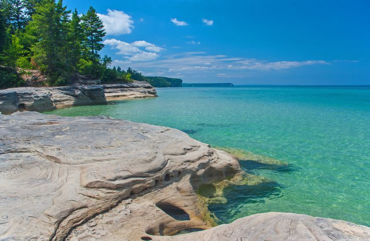 The Coves Pictured Rocks