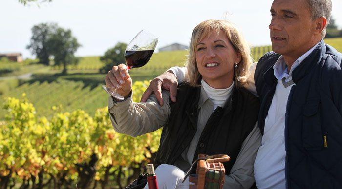 Wine tasting tour an essential experience when you are in Cape Town.