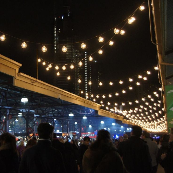 Queen Victoria Market's Summer Night Market kicks off on Wednesday 16 November with a disco funk theme, unique food options, deliciously refreshing drinks and a buzzing summer atmosphere.