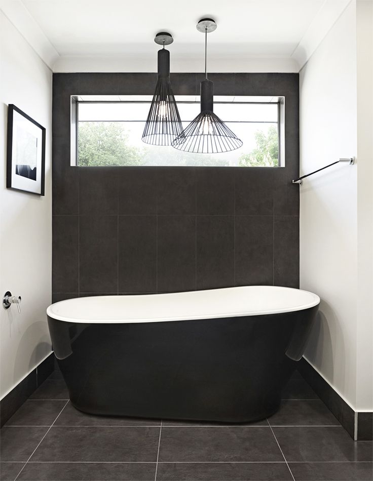 The bathroom is a real pleasure with quality finish interior creating a calm and relaxed feel.